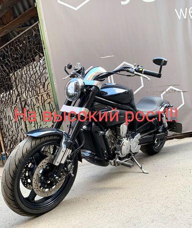 Кастом housong gv650