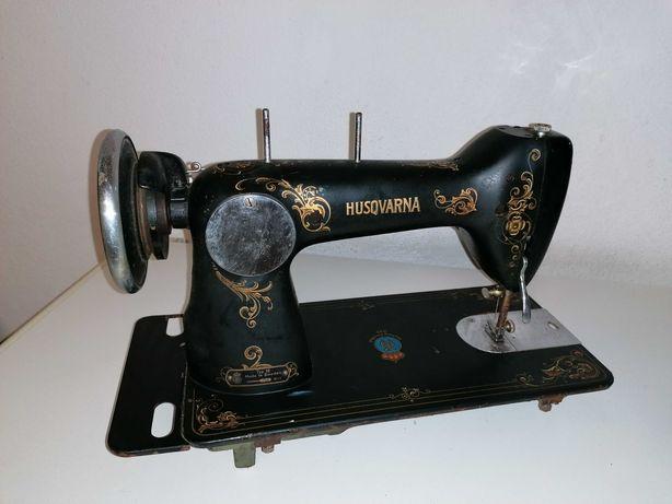 Colecionadores - Máquina costura Husqvarna