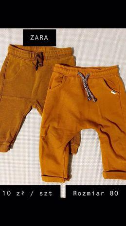 Spodnie rozmiar 80