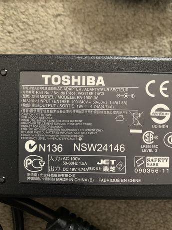 Carregador Portaril Toshiba