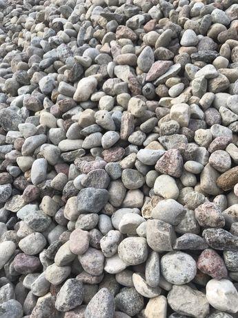 Otoczak Płukany Żwir Kolorowy Kamień Kruszywo Ogrodowe Opaska IMPERIUM