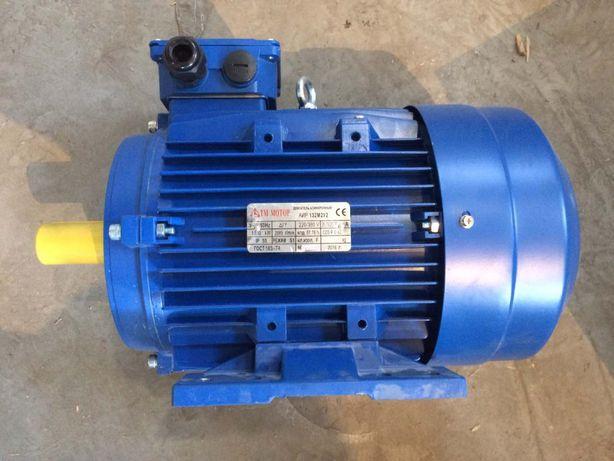 , ЭлектродвигательАИР100S2 4кВт3000 об и др двиг любой мощности нов.