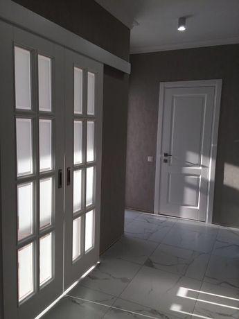 Двері міжкімнатні з дерева. Двері з масиву. Дерев'яні двері