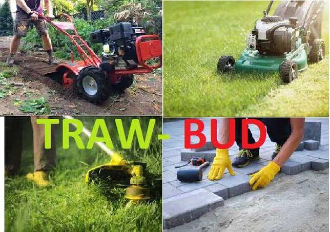 TRAW-BUD   Usługi Ogrodnicze i Brukarskie