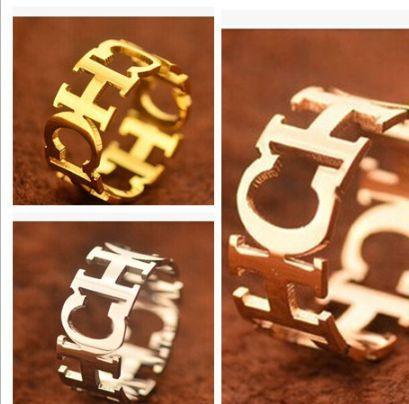 anel aço C Herrera