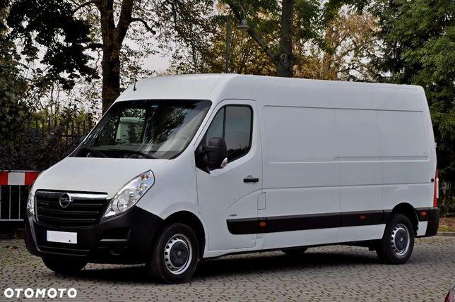Opel Movano  2.3 CDTi 125KM Klima Master L3H2 Tylko 169tys.km. Gwarancja