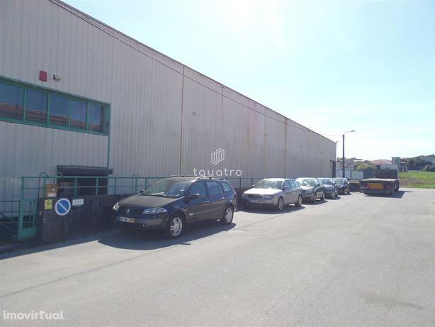 Pavilhão industrial com 1600m - Oliveira S. Mateus