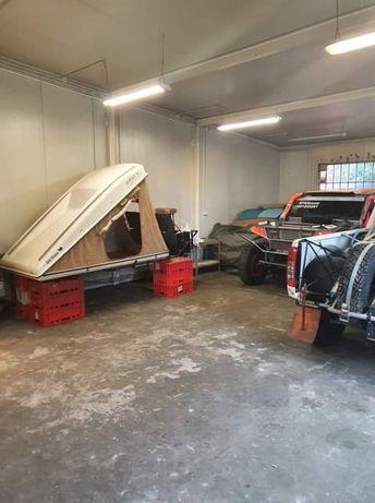 Namiot dachowy Nissan Patrol Long