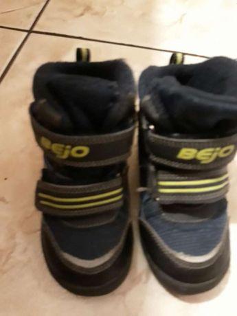 Buty zimowe dla chłopca r.24