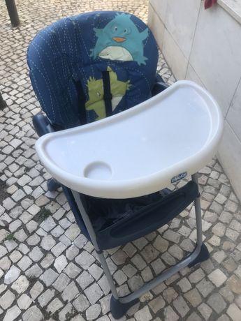 cadeira de refeicao chicco