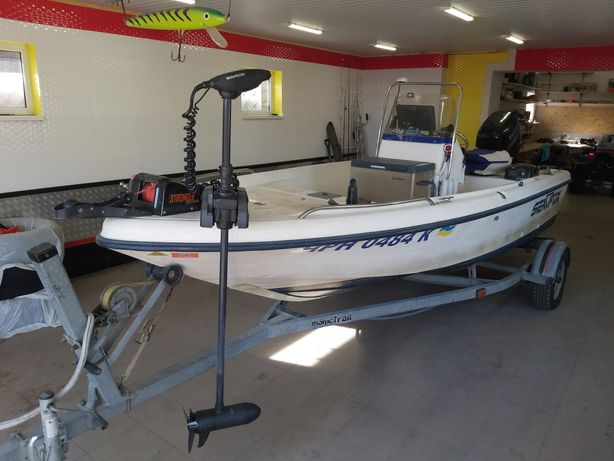 Продам лодку с мотором Сузуки 70 СРОЧНО