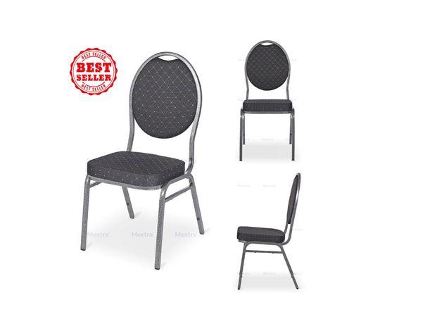 HERMAN krzesło krzesła bankietowe, restauracyjne, hotelowe, stalowe