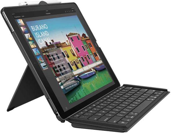 """Чехол-клавиатура Logitech Slim Combo Keyboard for iPad Pro 12.9"""""""