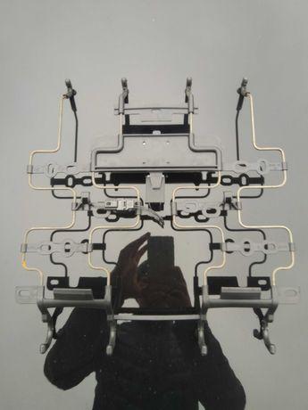 Podgrzewanie fotela MEGANE IV zagłówek, gniazdo pasa bezpieczeństwa