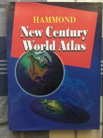 Hammond - New Century Worlad Atlas