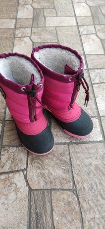 Зимние Сапожки-ботинки Alisa Line размер 28-29