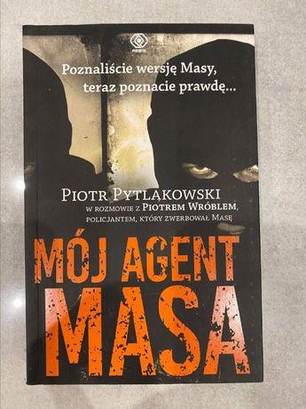 Książka Mój agent Masa