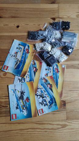 Lego 4997 Poduszkowiec, Samolot, Prom