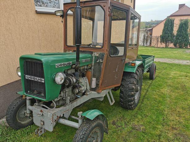 Traktor c330 Sam Star Esiok Ciągnik Ursus