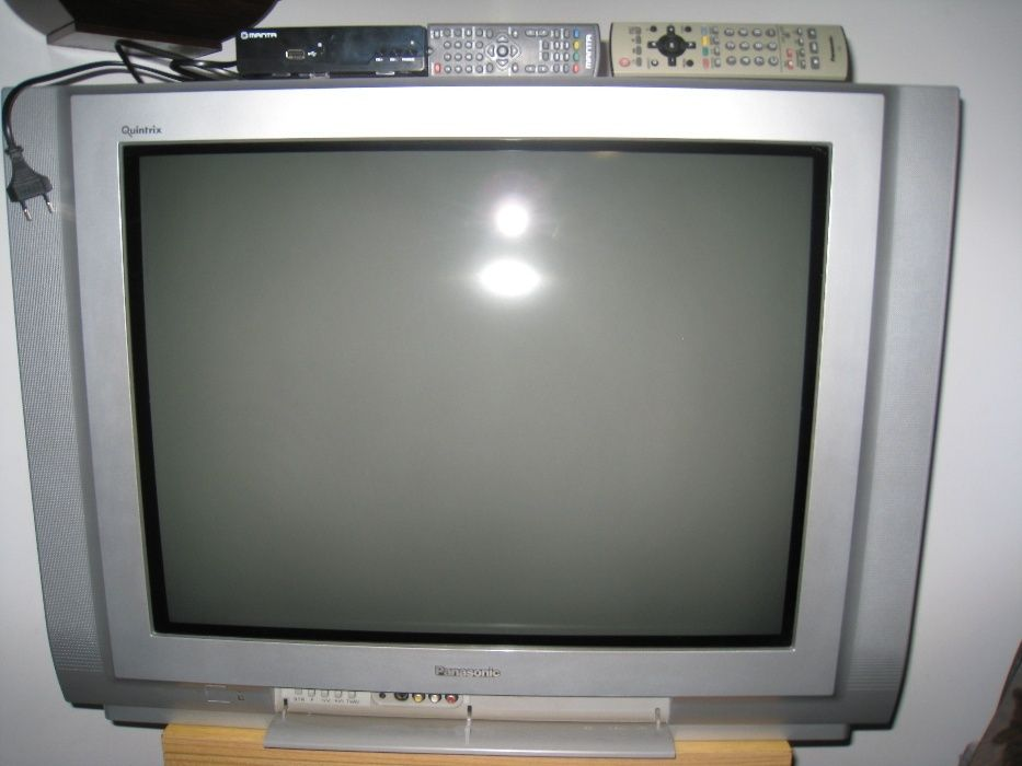 Telewizor Panasonic 29cali+dekoder i piloty