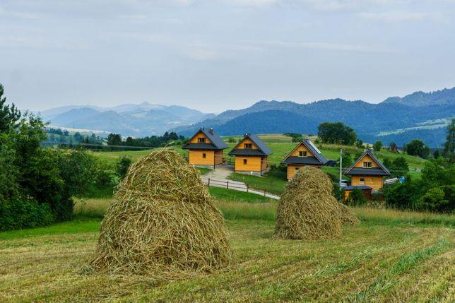 Domki - góry - Pieniny Tatry