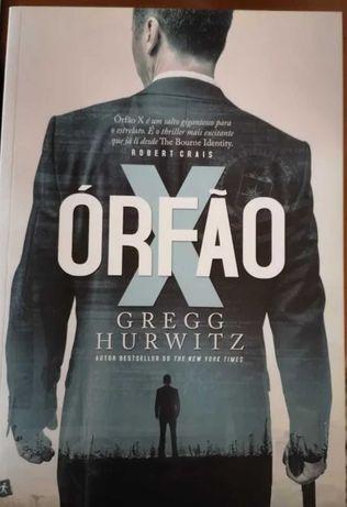 Órfão X - Gregg Hurwtiz