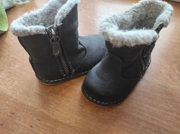 Деми ботинки NEXT