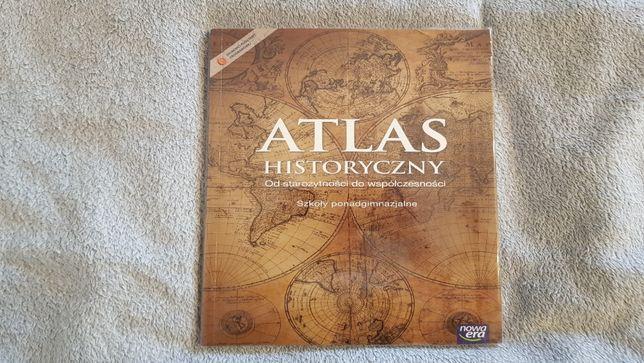 Atlas historyczny (szkoły ponadgimnazjalne)