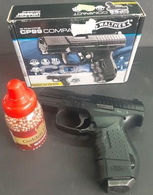 Wiatrówka Walther CP99 Compact/śrut/wysyłka/LOMBARD Raków