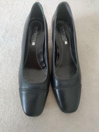 Sapatos Aerosoles novos preto 37