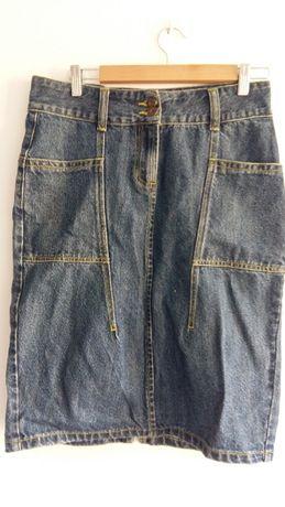 Top secret 36 S spódnica, jeansowa