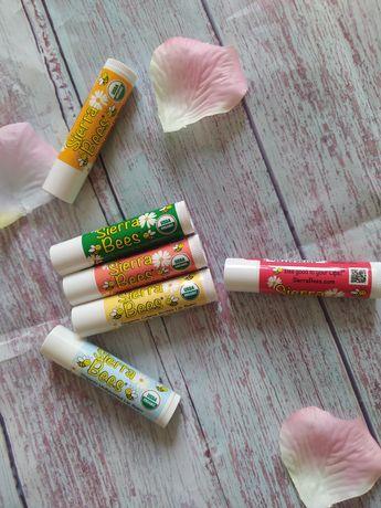 Sierra Bees Органические бальзамы для губ