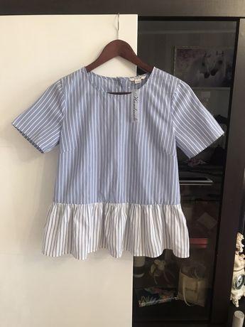 Блуза ,рубашка,футболка 36 размер
