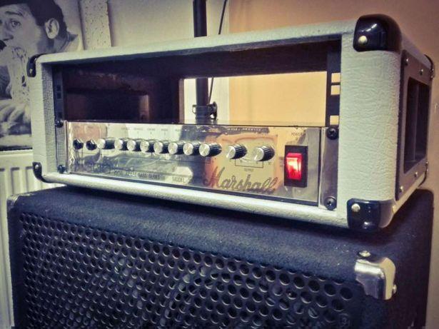 Басовая голова Marshall Bass Jubilee 3530 (Ampeg,Ashdown,Swr,Fender,)