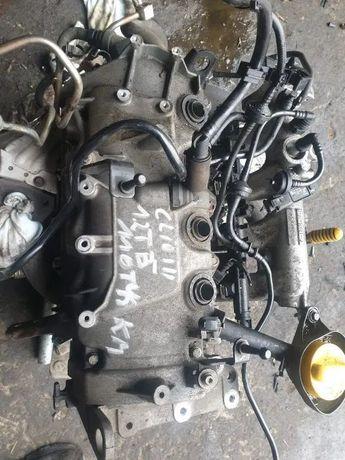Silnik renault clio III 3 modus 1,2 TCE 101 KM 110 tys km d4p h784
