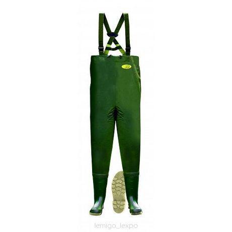 Spodniobuty wędkarskie Lemigo wodery rozmiar44 45  nowe