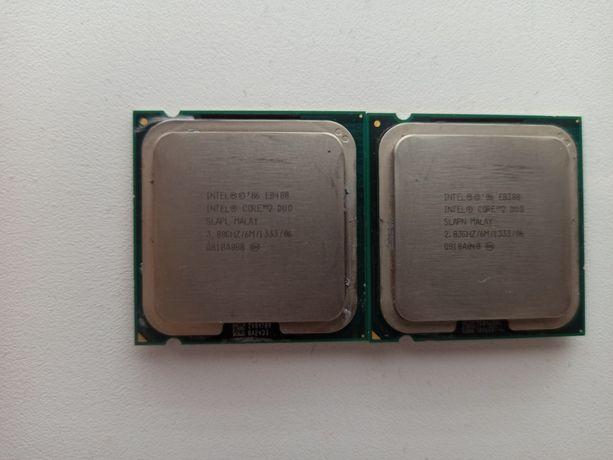 Процессор Intel Core 2 Duo E8300, E8400 (s775)