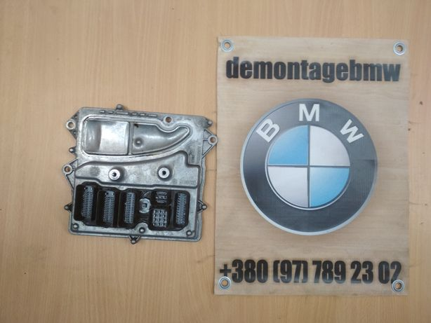 Мозги блок управління BMW F10 535i n55 USA США БМВ Ф10 ебу DME 7614649