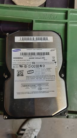 Dysk HDD 80 Gb do PC
