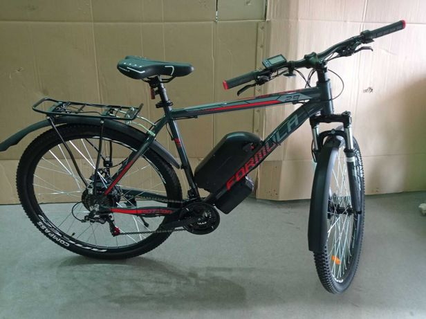 "Электровелосипед рама 21"" Formula Motion MTB 29"" 48V16Ah500W"