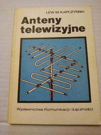 Lew M. Kapczyński. Anteny telewizyjne