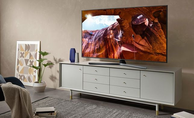 Телевизор SMART TV Samsung UE43RU7402 / сборка Словакия