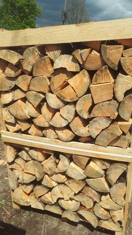 Продам дрова Сосна Дуб Береза Ольха Осина с доставкой плотно уложены
