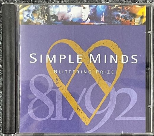 Simple Minds - Glittering Prize 81/92 CD