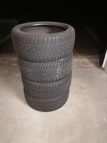 komplet opon Dunlop SP Wintersport 3D