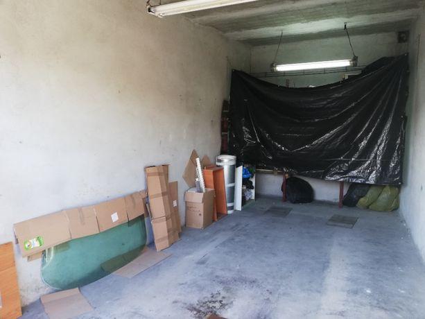 Duży garaż murowany Radogoszcz Wschód