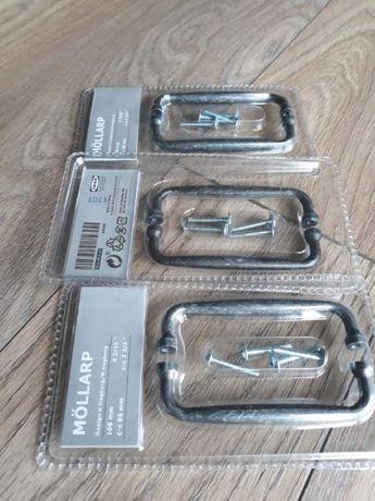 Ikea MOLLARP uchwyty do szafki nowe