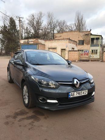 Renault Megane 3 Рестайл