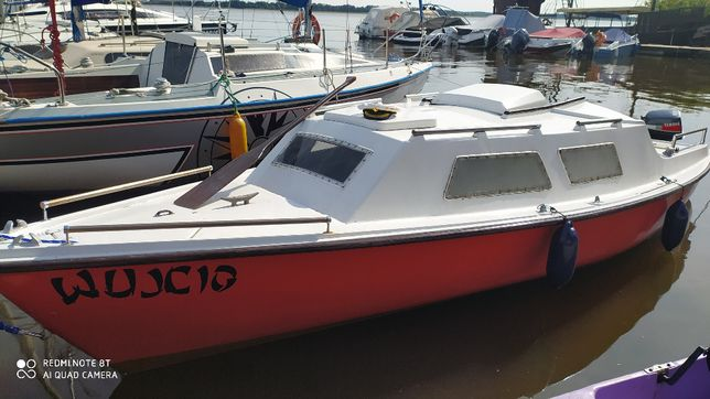 Jacht, łódka, łódź motorowa, Orion + przyczepa+silnik