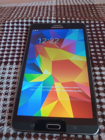 "Планшет Samsung Galaxy Tab 4 7"" 1.5gb/8GB 3G"